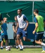 Kasımpaşa, Trabzonspor maçının hazırlıklarına başladı