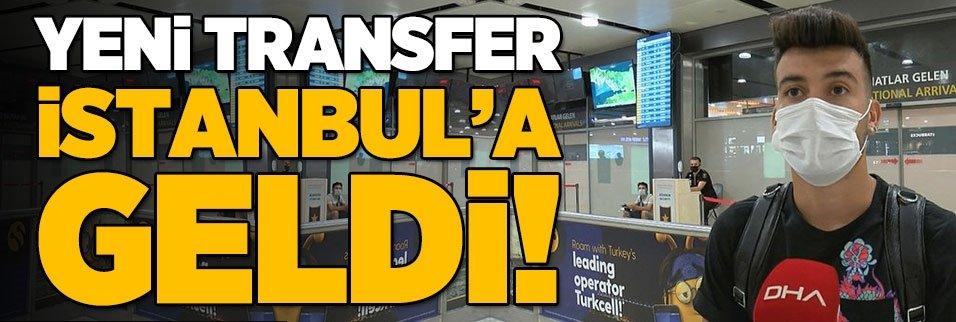 besiktasin yeni transferi atakan uner istanbula geldi 1598355531169 - Beşiktaş'tan forma açıklaması! PAOK maçında...