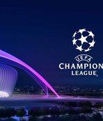 Şampiyonlar Ligi play-off turunda ilk maçlar tamamlandı