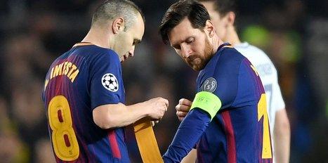 Geçmişten bugüne Barcelona kaptanları! .