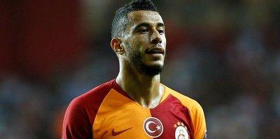 Galatasaray'da Belhanda ve Selçuk arasında serbest vuruş gerginliği