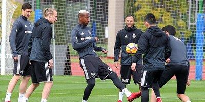 Beşiktaş, kondisyon çalıştı