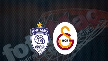 Dynamo Kursk - Galatasaray maçı saat kaçta? Hangi kanalda?