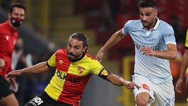 Göztepe Başakşehir: 2-1 | MAÇ SONUCU ÖZET
