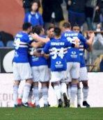 Gol düellosunu Sampdoria kazandı