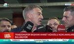 """Ahmet Ağaoğlu: """"Attığımız golden sonra baskıyı kaldıramadık"""""""
