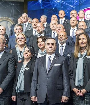 Mustafa Cengiz listesini tanıttı! Galatasaray'da olağan genel kurula doğru