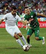 Erzurumspor ilk puanını Rize'de aldı! Çaykur Rizespor 0-0 BB Erzurumspor