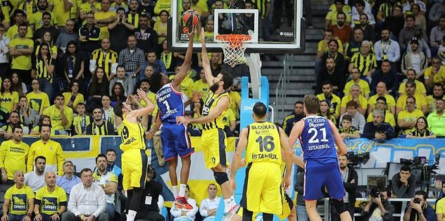 Fenerbahçe Beko 73-81 Anadolu Efes | MAÇ SONUCU