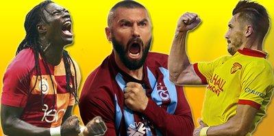 İşte Süper Ligin en golcü 11i!