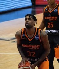 Olympiakos, ABD'li basketbolcu Octavius Ellis'i transfer etti