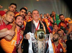 Galatasaray'ın şampiyonluk hikayesi - 1