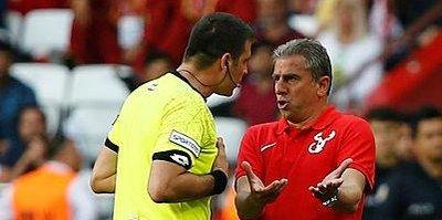 """Hamzaoğlu: """"Kazanmak için sahaya çıkmıştık"""""""