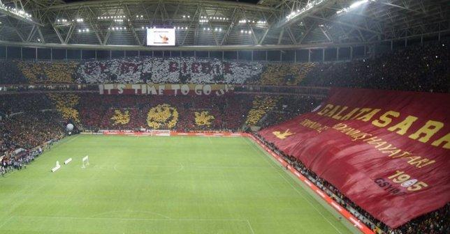Galatasaray taraftarından 2 koreografi hazırlığı!