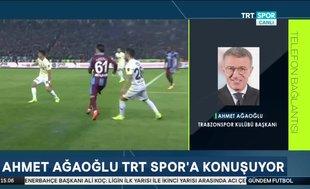 Ahmet Ağaoğlu: Nwakaeme'ye 4 milyon Euro teklif edildi