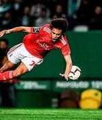 Benfica Portekiz Kupası'nda avantaj yakaladı