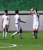 Yavru Kartallar'dan İstanbul'a 10 gol