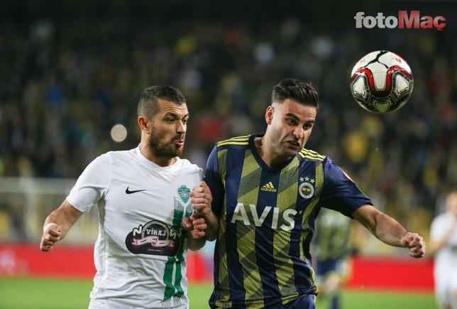 Fenerbahçe'de 27 milyonluk hayal kırıklığı! Bekleneni veremedi