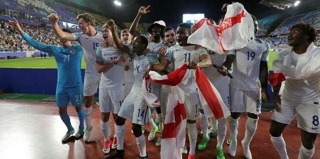 İngiltere, Dünya Şampiyonu oldu