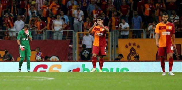 """Galatasaray, Avrupa'da """"dibe vurdu"""""""