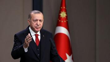 """Başkan Erdoğan'dan ırkçılık tepkisi! """"Bu yaklaşım affedilemez"""""""
