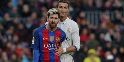 Ronaldo zor maçları seviyor