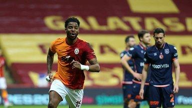 Galatasaray defender Donk makes Suriname debut