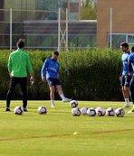 İM Kayserispor'da Trabzonspor mesaisi başladı