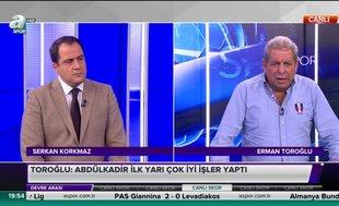 Erman Toroğlu: Penaltı net penaltı