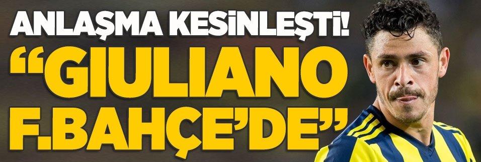 son dakika transfer haberi anlasma kesinlesti giuliano fenerbahcede 1598690380431 - Transfer sezonunun kralı: Fenerbahçe! Emre Belözoğlu...