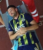 Fenerbahçe'de şok sakatlık! Sedyeyle terketti