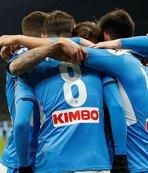 Napoli Inter'e karşı avantajı kaptı