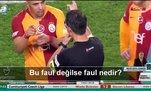 """Cengiz'den Palabıyık'a sert sözler! """"Hakem değil hakim"""""""
