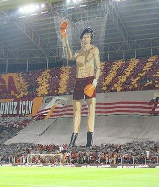 Fenerbahçe'den dikkat çeken koreografi!