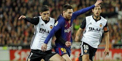 La Liga'nın zirvesinde beraberlik