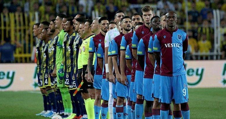 İşte Fenerbahçe-Trabzonspor karşılaşması sonrası sosyal medya tepkileri