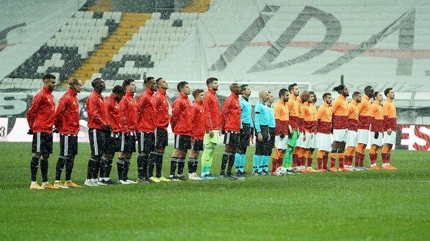Son dakika spor haberi: Galatasaray ve Beşiktaş 349. kez karşı karşıya! #