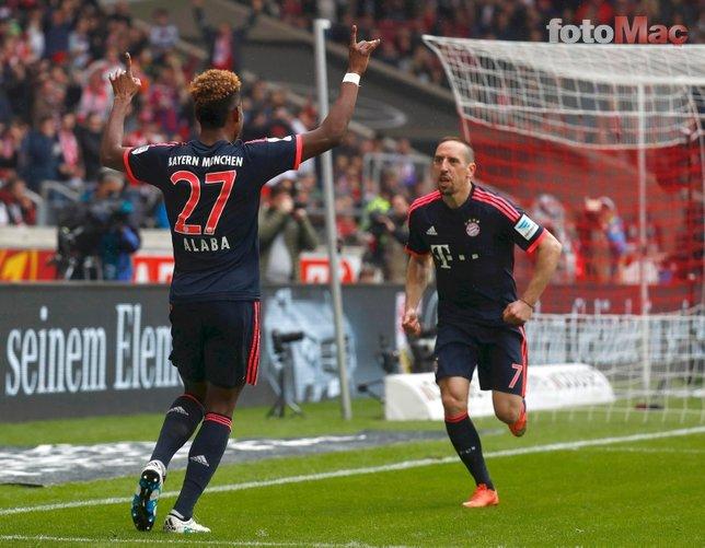 Franck Ribery'den ters köşe!