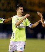 Gomis'in partneri Bursaspor'a