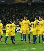 Chelsea'den Dinamo Kiev'e 5'i 1 yerde