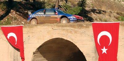 WRC 7 yıl sonra Türkiye'de!