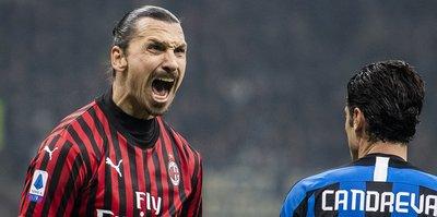 Zlatan Ibrahimovic'ten koronavirüs açıklaması!