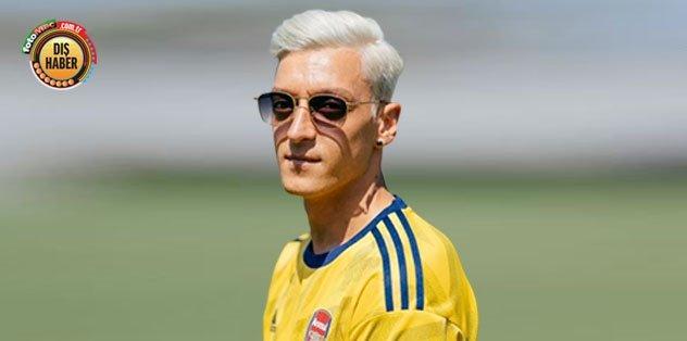 Mesut Özil'den 'sarı saç' açıklaması