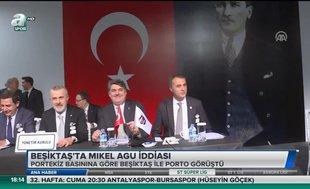 Beşiktaş'ta Mikel Agu iddiası