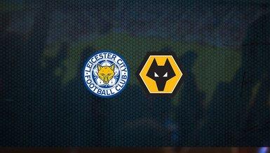 Leicester City - Wolverhampton maçı ne zaman? Saat kaçta? Hangi kanalda canlı yayınlanacak?   İngiltere Premier Lig