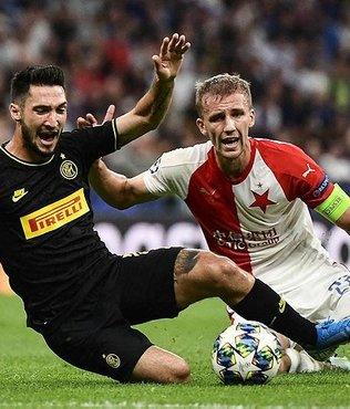 Inter'den Şampiyonlar Ligi'ne kötü başlangıç