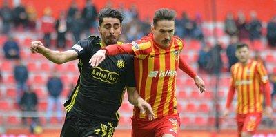 Kayseri'ye Malatya dur dedi!