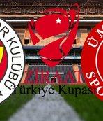 Fenerbahçe - Ümraniyespor   CANLI