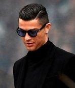 Cristiano Ronaldo'ya tarihi ceza