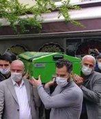 Eskişehirsporlu futbolcu son yolculuğuna uğurlandı